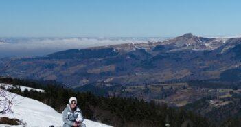 Mieten & Schnee in Auvergne: Französisch lernen & urlauben